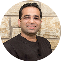 Prashant Patel, DDS at Fern Creek Dentistry